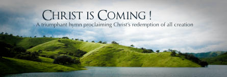 [Artwork for: Christ Is Coming!]